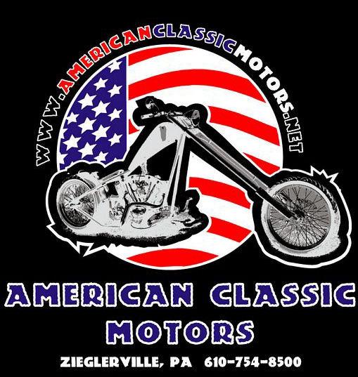 American classic motors for American custom classics